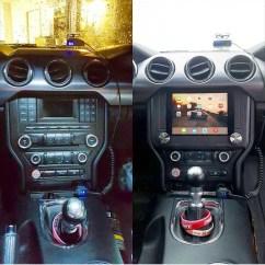 Mustang Radio Wiring Diagram 3 Gang 2 Way Switch Uk 2015-17 Ford Ipad Mini & Nexus 7 Dash Kit
