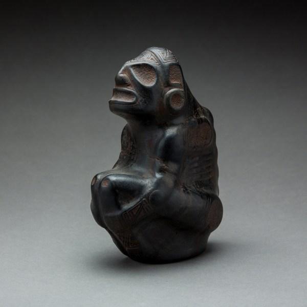 Taino Amulet Stone Sculptures
