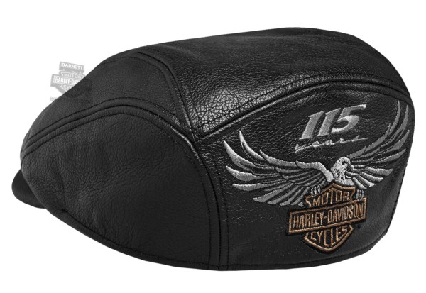 99417-18vm - Harley-davidson Mens 115th Anniversary Eagle