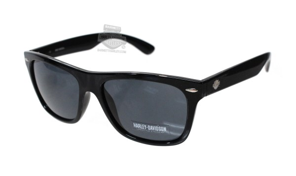 HarleyDavidson HD0622SC33 Black Frame Dark Grey Lens