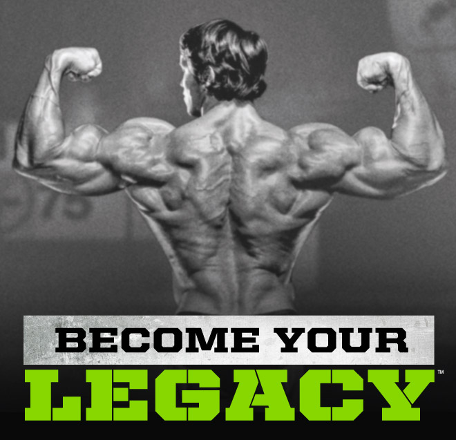 Become Your Legacy