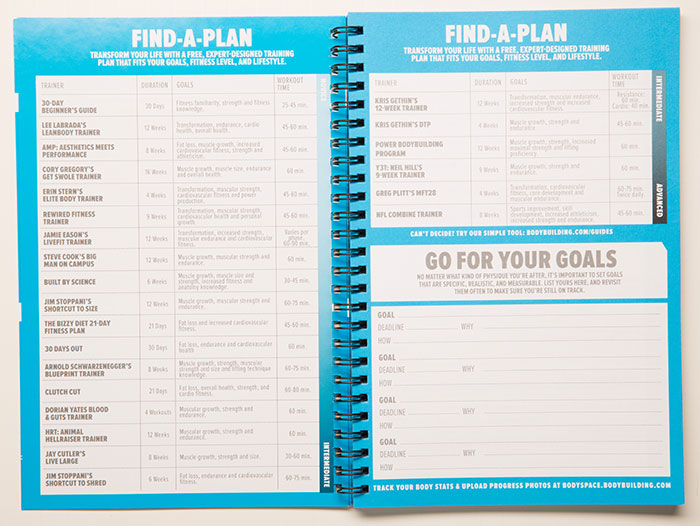 Fitness Log by Bodybuildingcom Accessories at