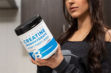 Bodybuilding Signature Creatine Monohydrate for Women