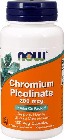 NOW Chromium Picolinate at Bodybuilding.com: Best Prices ...