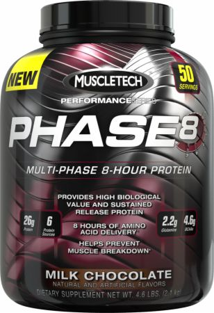 MuscleTech PHASE8 Supplement Reviews