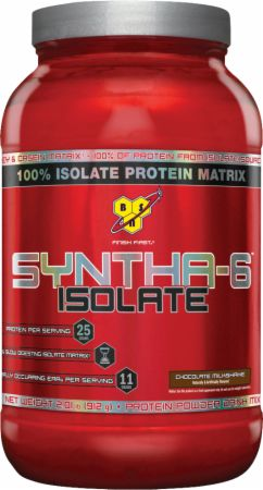 Syntha-6 Isolate by BSN at Bodybuilding.com - Best Prices on Syntha-6 Isolate!