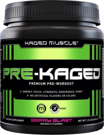 Pre-Kaged Pre Workout