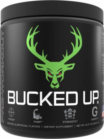 Bucked Up Free Sample : bucked, sample, Bucked, Workout, Bodybuilding.com