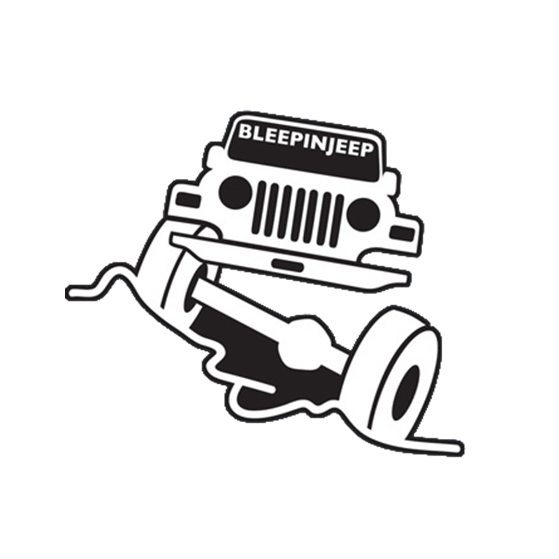jeep wrangler illustration