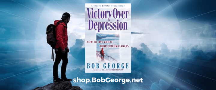 Victory Over Depression - Book
