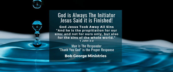 God is the Initiator