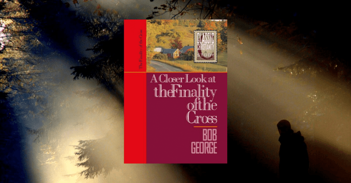 The Finality of the Cross