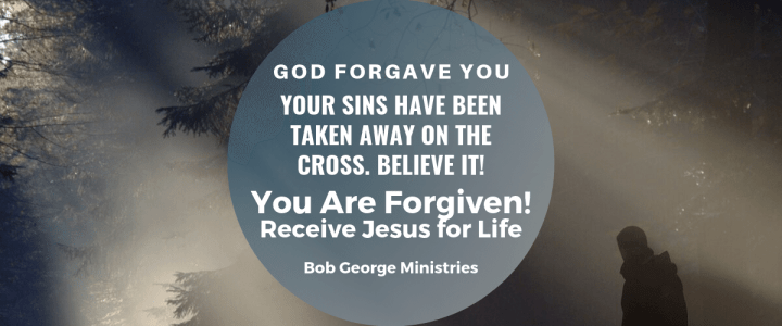 You Have Been Forgiven by God