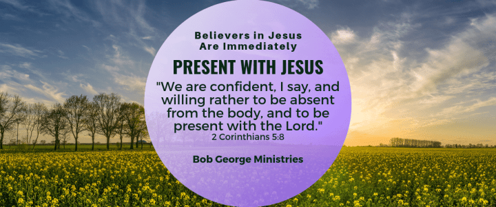 Present With The Lord