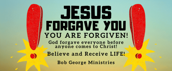 You Were Born Forgiven
