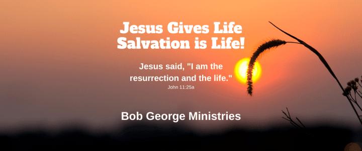 Jesus Said I Am The Resurrection And The Life