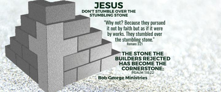 Jesus The Stone