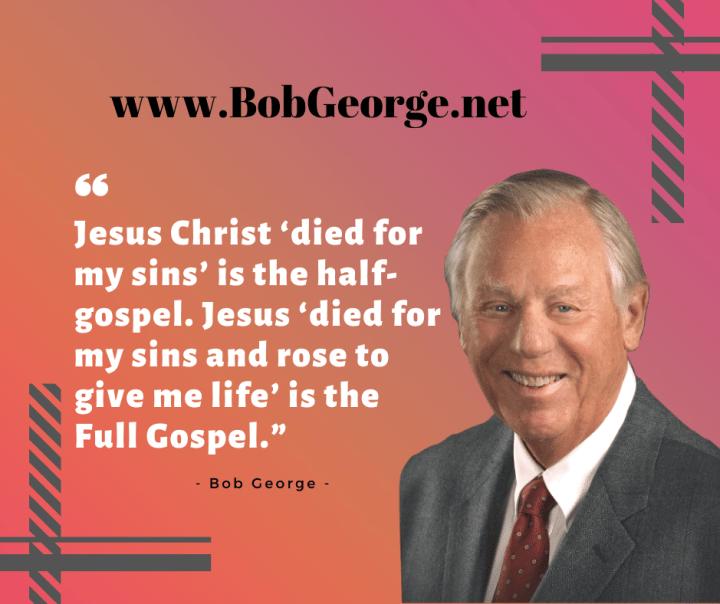 Bob George Quotes 9