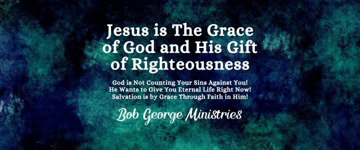 Jesus is The Grace of God