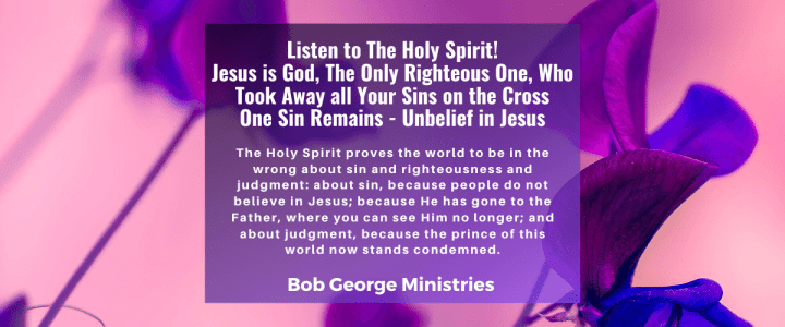The Holy Spirit is Telling You Jesus is God