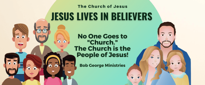 The Church is the People of Jesus