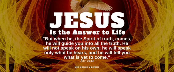 Jesus is the Answer to Life
