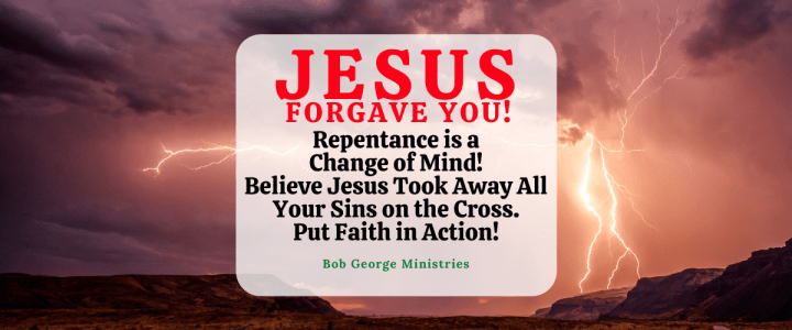 Repentance is a Change of Mind