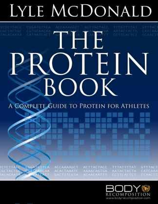 The Protein Book Cover