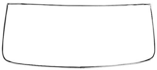 71-72 Chevy Truck Front Windshield Glass Molding