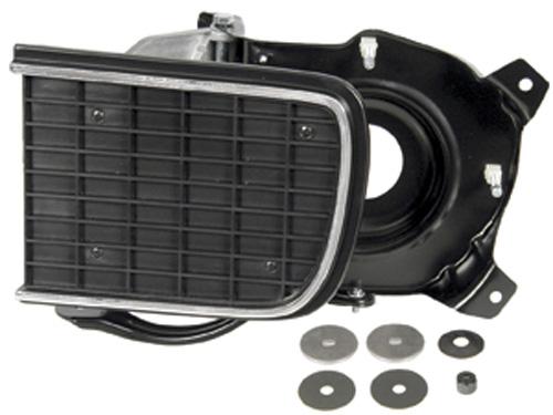 Camaro Rs Headlight Conversion Kit Besides 67 Camaro Wiring Harness