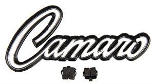 68 Camaro Glove Box