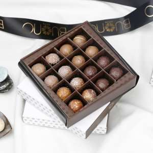 16 pcs Mixed Ganache Box