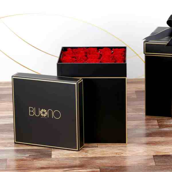 Midnight Roses Box