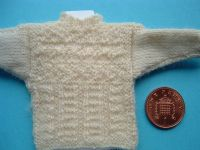 pattern for dolls jumper