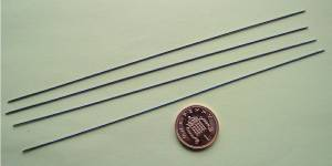 knitting needles from Buttercup Miniatures