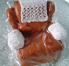 drying crochet