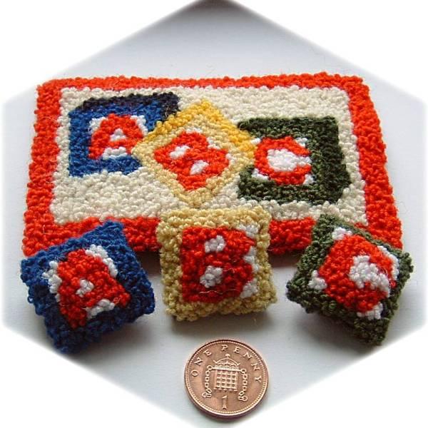 miniature rug kits