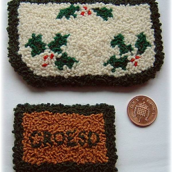 miniature rug kits
