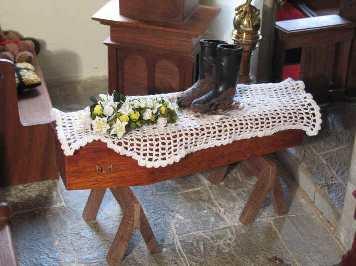 miniature coffin