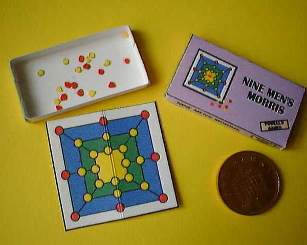 miniature board game