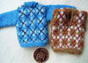 miniature jumpers