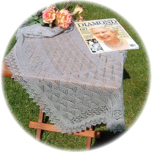 pattern for a shawl