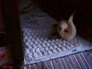 dolls house doormat pattern