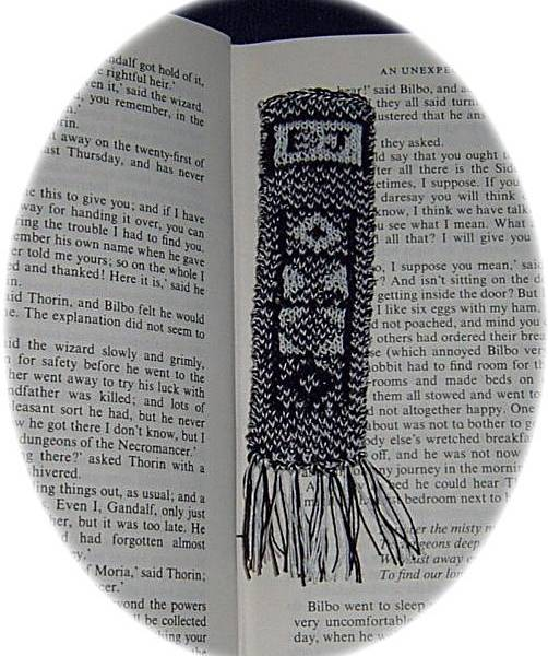 pattern for bookmark