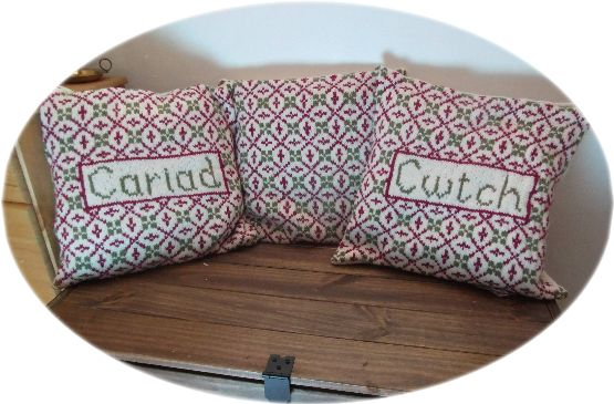 pattern for cushion covers