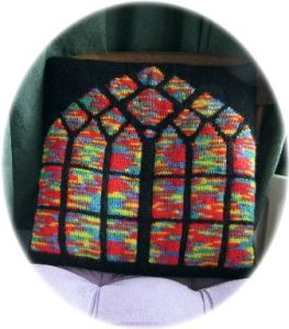 pattern for a cushion