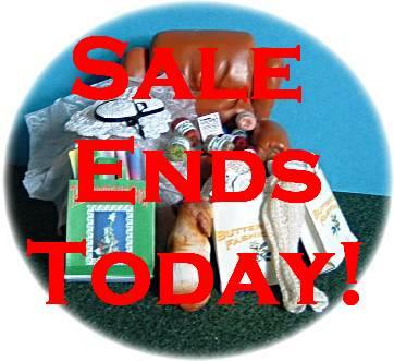 sale ends