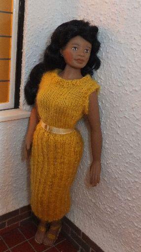 miniature doll
