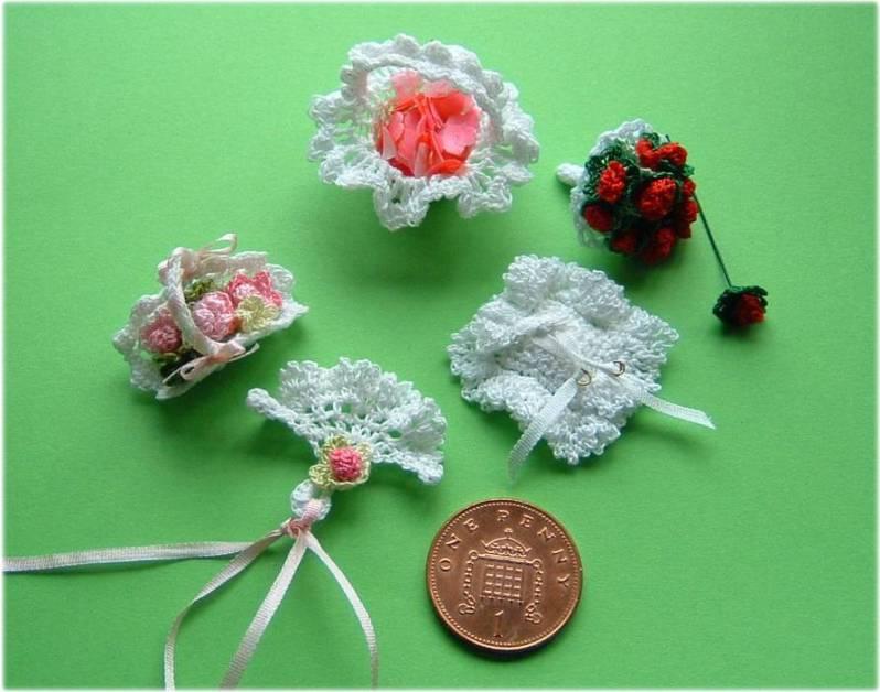 miniature wedding favours