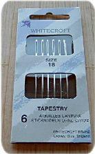 tapestry needles